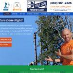 AM PM Tree Care CT Website