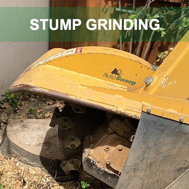 stump grinding ct